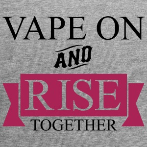 Vape On and Rise Together - Jersey-Beanie