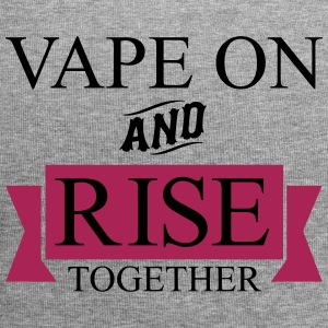 Vape On and RISE Together - Jersey Beanie