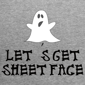 Halloween: Let's Get Sheetface - Jersey Beanie