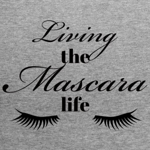 Beauty / Makeup: Living the Mascara life - Jersey Beanie