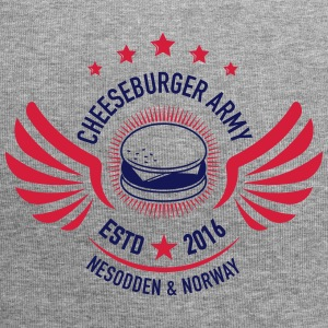 Cheeseburger Army U.S Colors - Jersey-beanie
