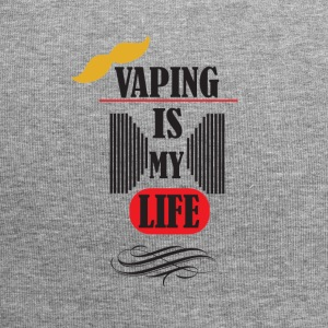vaping is my life 3 - Jersey Beanie