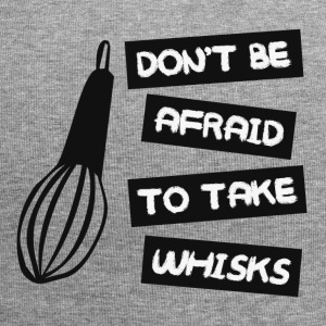 Koch / Chefkoch: Don´t Be Afraid To Take Whisks - Jersey-Beanie