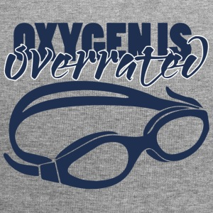 Swimming / swimmer: Oxygenis Overrated - Jersey Beanie