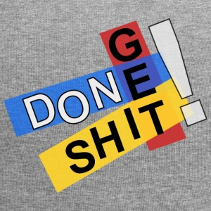 Get shit done! - Jersey Beanie
