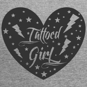 tattoed_girl - Jersey-Beanie