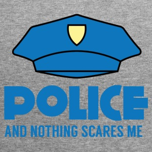 Polizei: Police And Nothing Scares Me - Jersey-Beanie