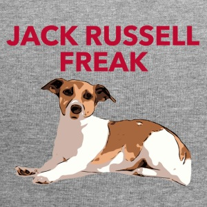 Jack Russel Freak red - Jersey Beanie