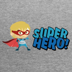 Super Hero - Bonnet en jersey