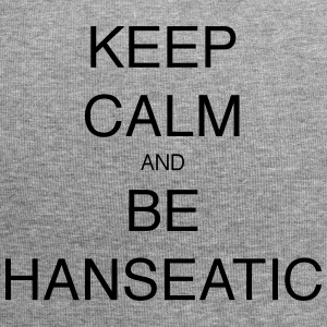 KEEP CALM AND BE HANSEATIC - Jersey-Beanie