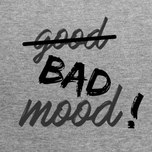Bad mood ! - Bonnet en jersey