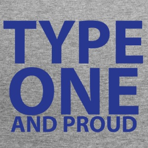 Type one and proud - Jersey Beanie