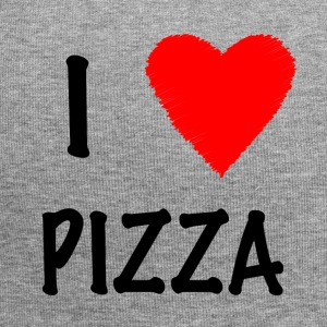 I Love Pizza - Jersey Beanie