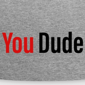 YouDude - Social Media Friends - Bonnet en jersey
