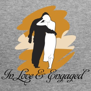 Engageret Og In Love - Jersey-Beanie