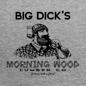 Morning Wood Lumber Lumberjack - Jersey Beanie