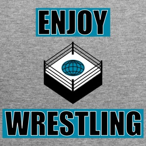 ENJOY_WRESTLING_BASIC_DesASD - Bonnet en jersey