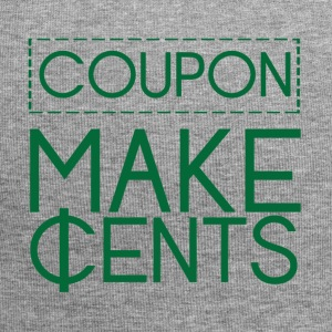 Couponing / Gifts: Coupon maken cent - Jersey-Beanie