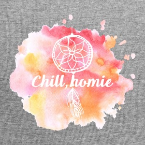Hippie / Hippies: Chill Ho.mie - Beanie in jersey