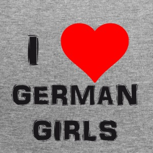 german girls - Jersey-Beanie