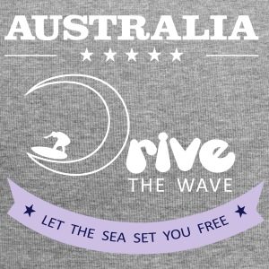 Australia, Azionamento The Wave 02 - Beanie in jersey