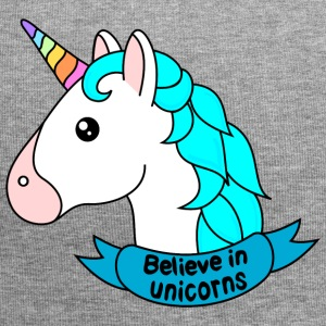 Believe in unicorns - Jersey-Beanie