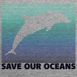 SAVE OUR OCEANS - Jersey Beanie