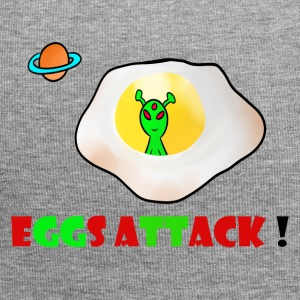 Eggs attack - Jersey Beanie
