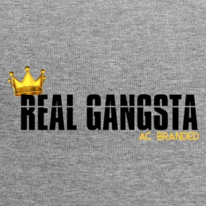 Real Gangsta AC BRANDED - Jersey Beanie
