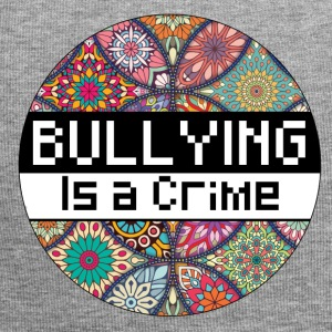 Bullying mandala_is a crime - Beanie in jersey