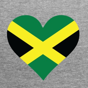 A Heart For Jamaica - Jersey Beanie