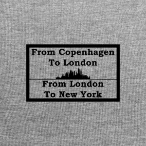 From Copenhagen To London - Jersey-Beanie