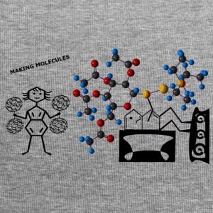 Making molecules - Gorro holgado de tela de jersey