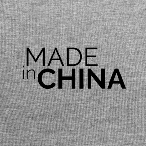 Made In China - Beanie in jersey