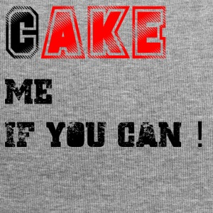 Cake_me_if_you_can3 - Jersey Beanie