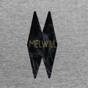 MELWILL sort - Jersey-Beanie