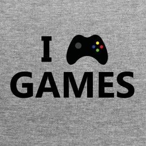 I Love Games 3 - Jersey-Beanie