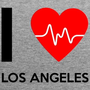 I Love Los Angeles - I love Los Angeles - Jersey Beanie
