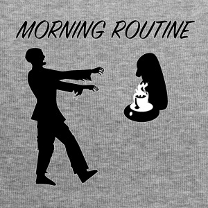 Morning_Routine - Jersey-Beanie