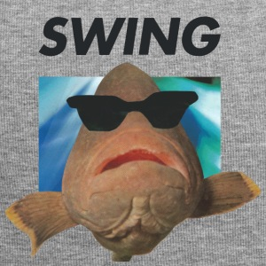 poissons SWING - Bonnet en jersey
