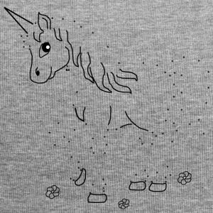 Peinture Unicorn by Numbers - Bonnet en jersey