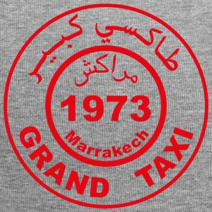 Grand taxi Marrakech - Jersey-beanie