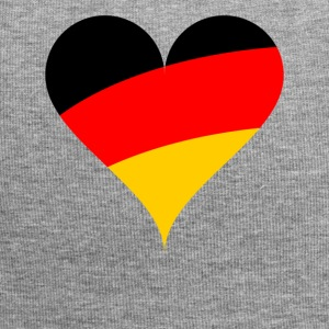 cuore Germania - Beanie in jersey