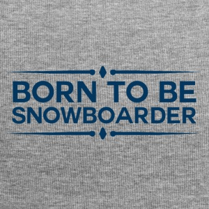 BORN TO BE SNOWBOARDER - BOARDER POWER - Jersey Beanie