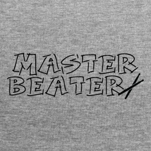 Master Beater - Drummer Passion - Jersey Beanie
