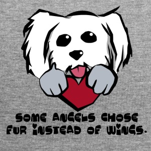 Angels in Fur - Dogs Love - Jersey Beanie