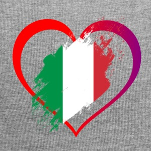 I LOVE ITALY COLLECTION - Jersey Beanie