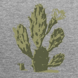 Pear Cactus in Bloom - Jersey-beanie