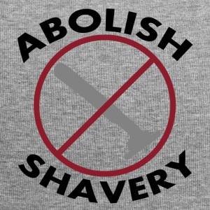 Shaving abolish Cool sayings - Jersey Beanie