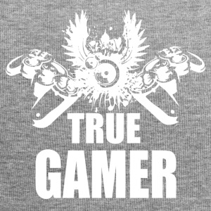 True Gamer - Gaming Passion - Jersey Beanie